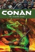 Cover-Bild zu Van Lente, Fred: Conan Volume 18: The Damned Horde