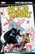 Cover-Bild zu Moench, Doug (Ausw.): Moon Knight Epic Collection: Final Rest
