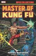 Cover-Bild zu Moench, Doug: Master Of Kung Fu Epic Collection: Traitors To The Crown