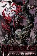 Cover-Bild zu Gerber, Steve: Morbius The Living Vampire Omnibus