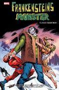 Cover-Bild zu Mantlo, Bill: Frankensteins Monster: Classic Collection