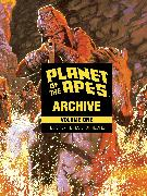 Cover-Bild zu Moench, Doug: Planet of the Apes Archive Vol. 1