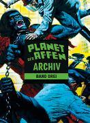 Cover-Bild zu Moench, Doug: Planet der Affen Archiv 3