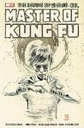 Cover-Bild zu Moench, Doug: Shang-Chi: Master of Kung-Fu Omnibus Vol. 4