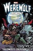 Cover-Bild zu Friedrich, Mike: Werewolf By Night: The Complete Collection Vol. 2