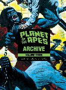 Cover-Bild zu Moench, Doug: Planet of the Apes Archive Vol. 3