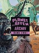 Cover-Bild zu Moench, Doug: Planet der Affen Archiv 2