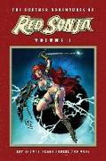 Cover-Bild zu Roy Thomas: The Further Adventures of Red Sonja Vol. 1