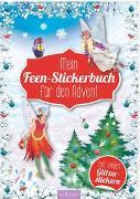 Cover-Bild zu AK Mein Feen-Stickerbuch für den Advent von Wagner, Maja (Illustr.)