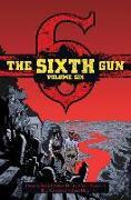 Cover-Bild zu Brian Hurtt: Sixth Gun Deluxe Edition Volume 6