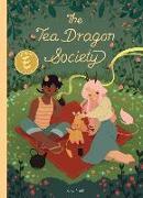 Cover-Bild zu K. O'Neill: The Tea Dragon Society