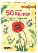 Cover-Bild zu 50 heimische Blumen von Kessel, Carola von (Text von)