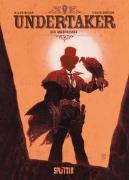 Cover-Bild zu Dorison, Xavier: Undertaker 02. Der Tanz der Geier