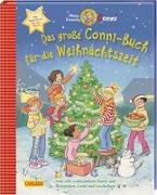 Cover-Bild zu Das große Conni-Buch für die Weihnachtszeit von Boehme, Julia