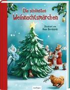 Cover-Bild zu Die schönsten Weihnachtsmärchen von Brüder Grimm