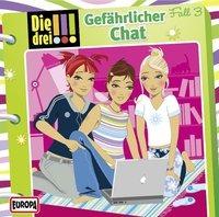 Cover-Bild zu Gefährlicher Chat von Wich, Henriette (Gelesen)