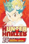 Cover-Bild zu Togashi, Yoshihiro: Hunter x Hunter, Vol. 26