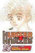 Cover-Bild zu Togashi, Yoshihiro: Hunter x Hunter, Vol. 25