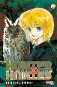 Cover-Bild zu Togashi, Yoshihiro: Hunter X Hunter 18