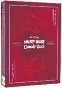 Cover-Bild zu Scarpa, Romano: Disney Masters Collector's Box Set #1: Vols. 1 & 2