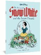 Cover-Bild zu Romano Scarpa: The Return Of Snow White And The Seven Dwarfs