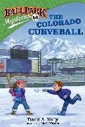 Cover-Bild zu Ballpark Mysteries #16: The Colorado Curveball (eBook) von Kelly, David A.