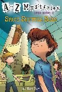 Cover-Bild zu A to Z Mysteries Super Edition #12: Space Shuttle Scam (eBook) von Roy, Ron