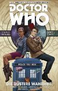 Cover-Bild zu Spurrier, Si: Doctor Who - Der elfte Doctor