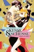 Cover-Bild zu Mino, Nozomi: Küsse und Schüsse - Verliebt in einen Yakuza 01