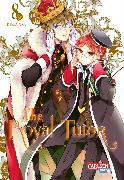 Cover-Bild zu Akai, Higasa: The Royal Tutor 8