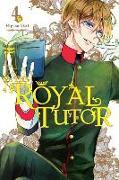 Cover-Bild zu Higasa Akai: The Royal Tutor, Vol. 4