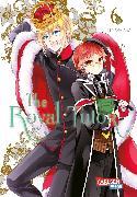 Cover-Bild zu Akai, Higasa: The Royal Tutor 6