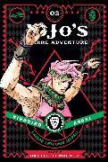 Cover-Bild zu Araki, Hirohiko: JoJo's Bizarre Adventure: Part 2--Battle Tendency, Vol. 3