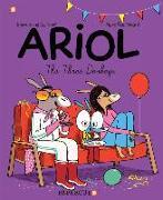 Cover-Bild zu Emmanual Guibert: Ariol #8: The Three Donkeys