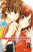 Cover-Bild zu Mitsubachi, Miyuki: Namaiki Zakari - Frech verliebt 05