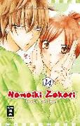 Cover-Bild zu Mitsubachi, Miyuki: Namaiki Zakari - Frech verliebt 14