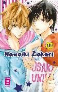Cover-Bild zu Mitsubachi, Miyuki: Namaiki Zakari - Frech verliebt 16