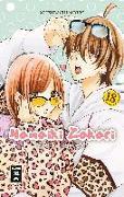 Cover-Bild zu Mitsubachi, Miyuki: Namaiki Zakari - Frech verliebt 18