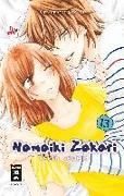 Cover-Bild zu Mitsubachi, Miyuki: Namaiki Zakari - Frech verliebt 13