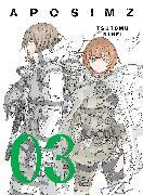 Cover-Bild zu Nihei, Tsutomu: APOSIMZ, volume 3