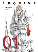 Cover-Bild zu Nihei, Tsutomu: APOSIMZ, volume 1