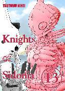 Cover-Bild zu Nihei, Tsutomu: Knights of Sidonia, Volume 13