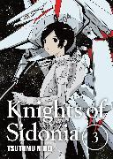 Cover-Bild zu Nihei, Tsutomu: Knights of Sidonia, volume 3