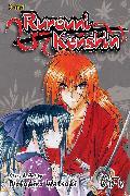 Cover-Bild zu Watsuki, Nobuhiro: Rurouni Kenshin (3-in-1 Edition), Vol. 6