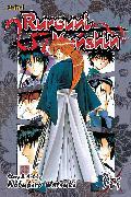Cover-Bild zu Watsuki, Nobuhiro: Rurouni Kenshin (3-in-1 Edition), Vol. 3