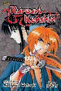 Cover-Bild zu Watsuki, Nobuhiro: Rurouni Kenshin (3-in-1 Edition), Vol. 5
