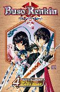 Cover-Bild zu Watsuki, Nobuhiro: Buso Renkin, Vol. 4, 4
