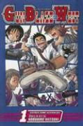 Cover-Bild zu Watsuki, Nobuhiro: Gun Blaze West, Vol. 1, 1
