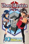 Cover-Bild zu Watsuki, Nobuhiro: Buso Renkin, Vol. 10, 10