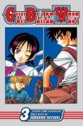 Cover-Bild zu Watsuki, Nobuhiro: Gun Blaze West, Vol. 3, 3 [With Bonus Sticker]
